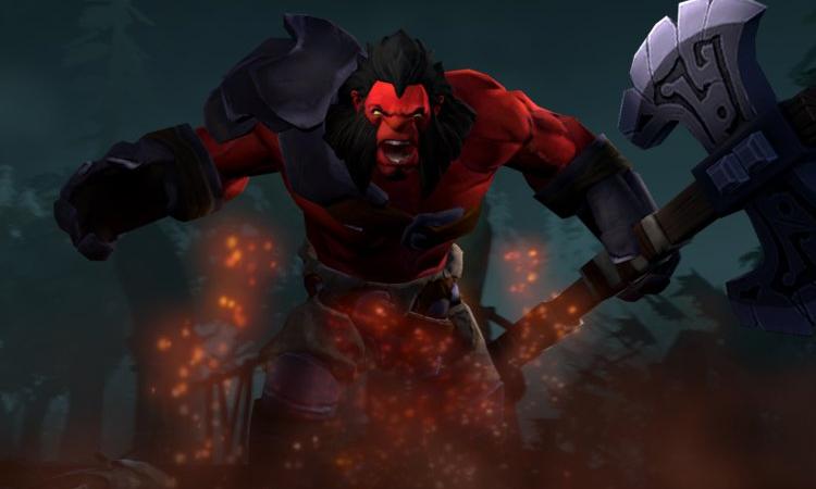 Dota 2 Game Screenshot