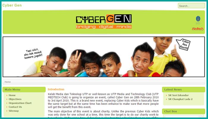 Cybergen photo